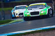 Team Parker Racing Bentley Continental GT3 with drivers Ian Loggie & Callum Macleod | British GT Championship | Donington Park | Photo: Jurek Biegus