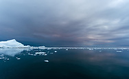 Disko Bay horizon.