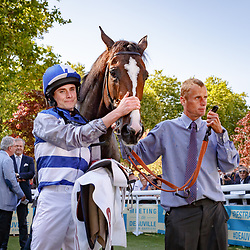Eminent (RL. Moore) wins Prix Guillaume D'Ornano Haras Du Logis Saint-Germain Gr.2 in Deauville, France 15/08/2017, photo: Zuzanna Lupa