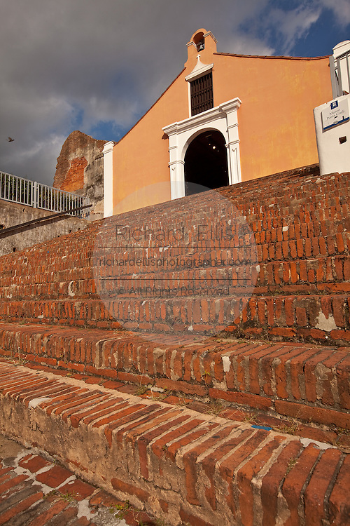 Porta Coeli Church or Heaven's Gate in San German Puerto Rico