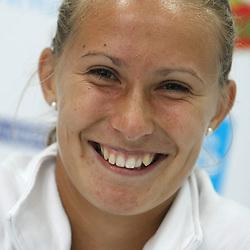 20080721: Tennis - Polona Hercog at press conference