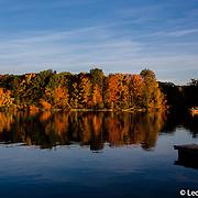 Alum Creek in Autumn on Saturday, October 10, 2015 (photo by Leonardo Carrizo