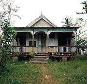Buff Bay Railway Station - Jamaica