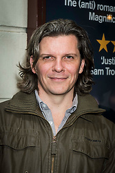 Nigel Harman attends the Beginning press night at the Ambassadors Theatre, London. Picture date: Tuesday 23rd January 2018.  Photo credit should read:  David Jensen/ EMPICS Entertainment