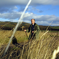 Dr Hugh Ingram, former Chairman of the Scottish Wildlife Trust<br />