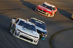 April 20, 2018 - Richmond, Virginia, United States of America - April 20, 2018 - Richmond, Virginia, USA: Tyler Reddick (9) brings his car through the turns during the ToyotaCare 250 at Richmond Raceway in Richmond, Virginia. (Credit Image: © Chris Owens Asp Inc/ASP via ZUMA Wire)