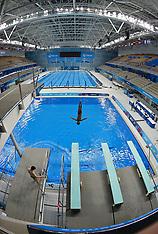 20150617 Baku 2015 European Games - Udspring træning