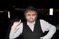 Chas from Chas and Dave arriving at the London Palladium to perform on the Royal Variety Show,  London, United Kingdom. Saturday 23rd November 2013. Picture by Mike Webster / i-Images