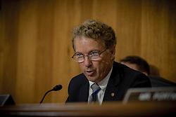 July 25, 2018 - Washington, District of Columbia, United States - Senator RAND PAUL  (Credit Image: © Douglas Christian via ZUMA Wire)