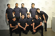WINE WAITERS, Wallpaper* Design Awards. Wilkinson Gallery, 50-58 Vyner Street, London E2, 14 January 2010 *** Local Caption *** -DO NOT ARCHIVE-© Copyright Photograph by Dafydd Jones. 248 Clapham Rd. London SW9 0PZ. Tel 0207 820 0771. www.dafjones.com.<br /> WINE WAITERS, Wallpaper* Design Awards. Wilkinson Gallery, 50-58 Vyner Street, London E2, 14 January 2010