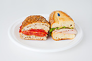 Turkey & Hot Sopressata Sandwiches from Todaro Bros (P$FREE) - All Hands January