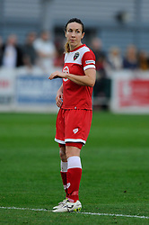 Bristol Academy's Corinne Yorston - Photo mandatory by-line: Dougie Allward/JMP - Mobile: 07966 386802 - 20/09/2014 - SPORT - FOOTBALL - Bristol - SGS Wise Campus - BAWFC v Arsenal Ladies - FA Womens Super League