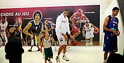 DESCRIZIONE : Championnat de France Media Day Palais des congres Ligue Nationale de Basket <br /> GIOCATORE : Rudy GOBERT (Cholet Basket)<br /> SQUADRA : <br /> EVENTO : lnb<br /> GARA : <br /> DATA : 20/09/2012<br /> CATEGORIA : Basketball Homme LNB<br /> SPORT : Basketball<br /> AUTORE : JF Molliere<br /> Galleria : France Basket 2012-2013 Reportage<br /> Fotonotizia : LNB Basket Pro A<br /> Predefinita :