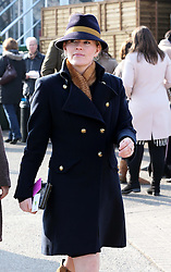 Autumn  Phillips  at  Ladies Day at the Cheltenham Festival, United Kingdom, Wednesday, 12th March 2014. Picture by Stephen Lock / i-Images