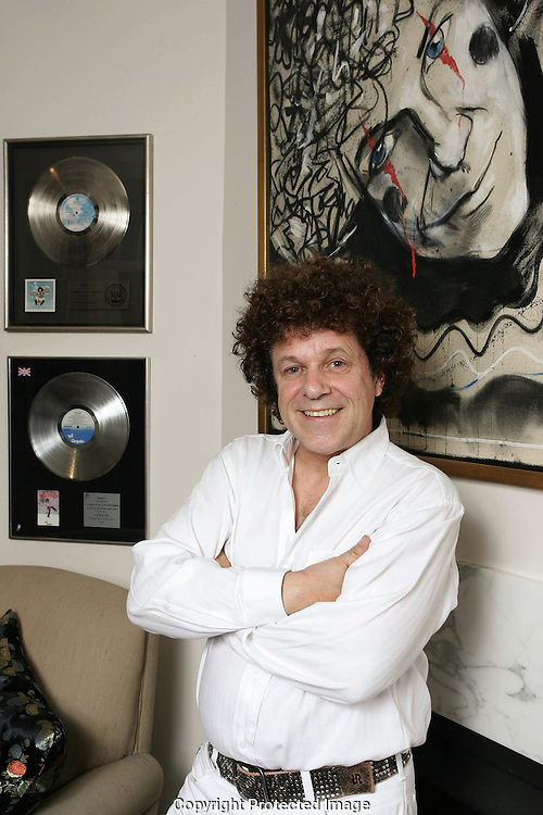 Leo Sayer . An instant sale option is available where a price can be agreed on image useage size. Please contact me if this option is preferred.