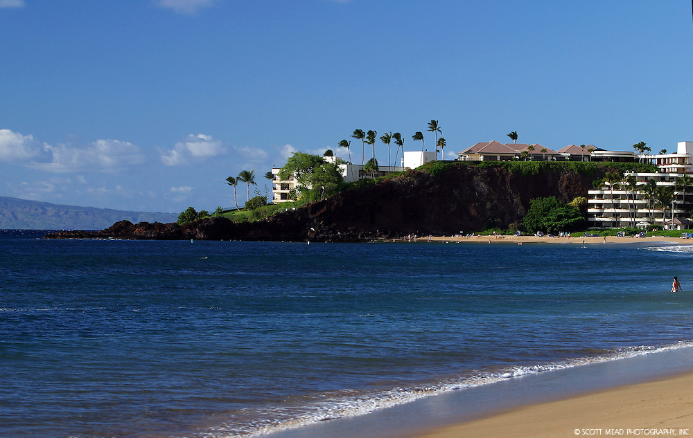 Black Rock at Sheraton on Kaanapali Beach, Maui, Hawaii