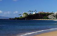 Black Rock at Sheraton on Kaanapali Beach, Maui, Hawaii