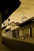 Nicaragua / Granada / Cathedral of Granada