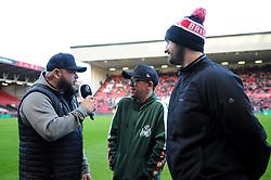 Dunder Challenge -Mandatory by-line: Nizaam Jones/JMP - 18/01/2020 - FOOTBALL - Ashton Gate - Bristol, England - Bristol City v Barnsley - Sky Bet Championship