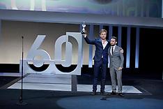 SEP 27 2012 Ewan McGregor Donostia Prize