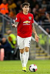 Victor Lindelof of Manchester United - Mandatory by-line: Robbie Stephenson/JMP - 19/08/2019 - FOOTBALL - Molineux - Wolverhampton, England - Wolverhampton Wanderers v Manchester United - Premier League