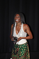 """Concha Buika during her concert at Boston Museum of fine art..the """"Flamenco Queen,"""" Buika is the daughter of ..political refugees from the African nation of Equatorial Guinea and grew up in a gypsy neighborhood on.. the Spanish island of Mallorca"""