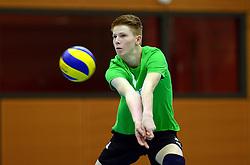 22-10-2014 NED: Selectie SSS seizoen 2014-2015, Barneveld<br /> Topvolleybal SSS Barneveld klaar voor het nieuwe seizoen 2014-2015 /