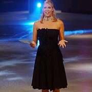 NLD/Hilversum/20060818 - Opname RTL Sterren Dansen op het IJs, Nance Coolen
