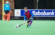 BILTHOVEN - Daan Dullemeijer (SCHC) tijdens de competitiewedstrijd heren,  SCHC-Almere (3-2) . COPYRIGHT KOEN SUYK
