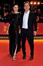 Red carpet for the film The Operative at the 69th Berlin Film Festival. 10 Feb 2019 Pictured: Berlin Film Festival . Red Carpet film The Operative. Pictured: Aglika Dotcheva, Yuval Adler. Photo credit: Pongo / MEGA TheMegaAgency.com +1 888 505 6342