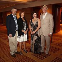 Matt and Dawn Winkler, Julie and CEO Joe Bestgen