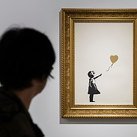Banksy: Who's Laughing Now? Exhibition
