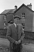 Harry Walker, Kennelman, Westmeath Hounds, Mullingar.05.02.1962