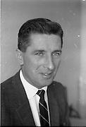 23/06/1965<br /> 06/23/1965<br /> 23 June 1965<br /> Mr. Frank Headon, Industrial Gases Ltd., Bluebell, Inchicore, Dublin.