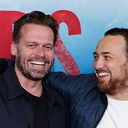 NLD/Amsterdam/20170522 - Premiere film Broers, Aren Toonen (R)