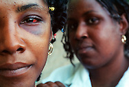 Two women who were assaulted by an off-duty Detroit police officer.