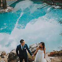 Jan & Louichie Banff Esession Fave