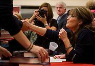 20091123 Sarah Palin Book Tour