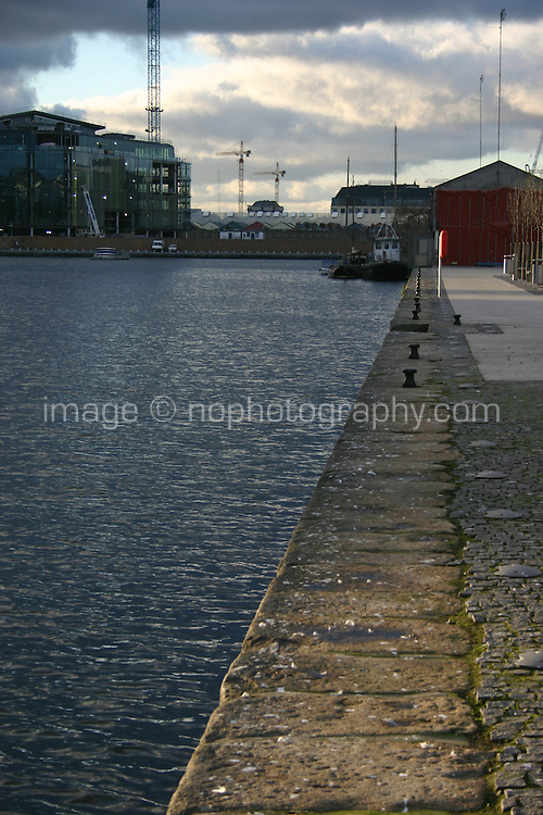 Charlotte Quay, Dublin Docklands, Ireland