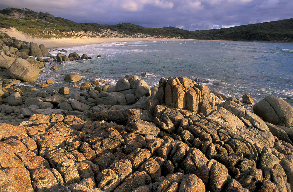 Picnic Bay.Wilsons Promontory Natl. Park.Victoria.Australia