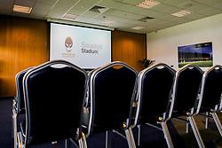 Business Lounge room set up - Mandatory by-line: Robbie Stephenson/JMP - 16/06/2020 - RUGBY - Sixways Stadium - Worcester, England - Sixways Stadium Room Shots