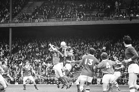 26.09.1971 Football All Ireland Minor Final Mayo Vs Cork.