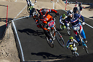 #37 (VAN GORKOM Jelle) NED at the 2013 UCI BMX Supercross World Cup in Chula Vista
