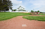 ...And they continue to come to the Field of Dreams in Dyersville, Iowa.  This baseball field and farm was the site of the 1989 movie Field of Dreams starring Kevin Costner.