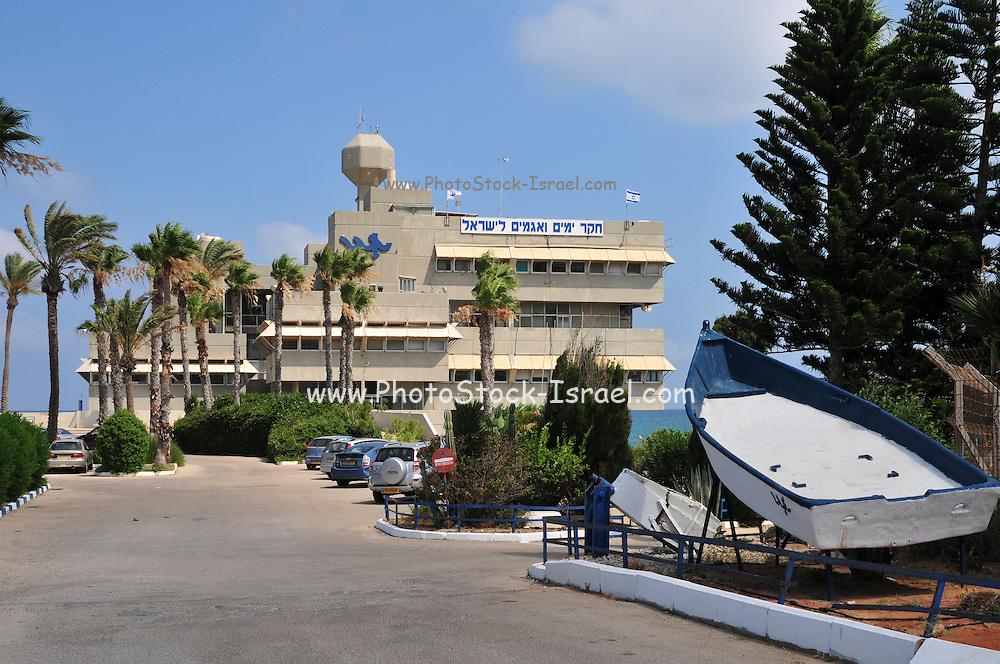 Israel, Haifa, The National Institute of Oceanography