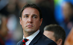 Cardiff City Manager, Malky Mackay - Photo mandatory by-line: Gary Day/JMP - Tel: Mobile: 07966 386802 30/11/2013 - SPORT - Football - Cardiff - Cardiff City Stadium - Cardiff City v Arsenal - Barclays Premier League
