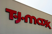 T.J.Maxx, Store, Burbank, CA, Empire Plaza, Burbank, California, Shopping Mall, Stock Photos, Pictures, Images, Photographs