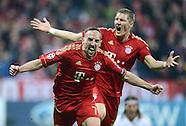 Fussball Uefa Champions League 2011/12, Halbfinale: FC Bayern Muenchen - Real Madrid
