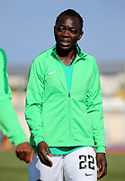 International Women's Friendly Matchs 2019 / <br /> Womens's Cyprus Cup Tournament 2019 - <br /> Nigeria v Thailand 3-0 ( Tasos Marko Stadium - Paralimni,Cyprus ) - <br /> Alice Ogebe of Nigeria