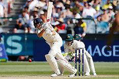 Australia v England - Test 4- Day 2- 27 Dec 2017